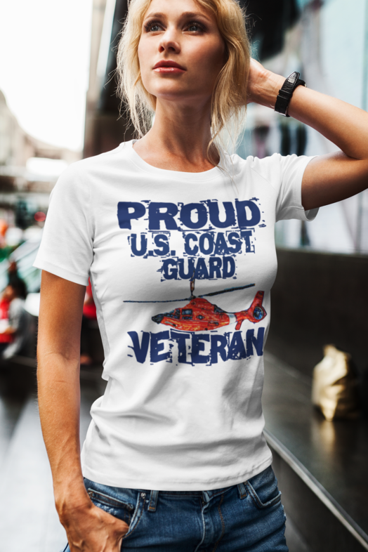 Proud US Coast Guard Veteran