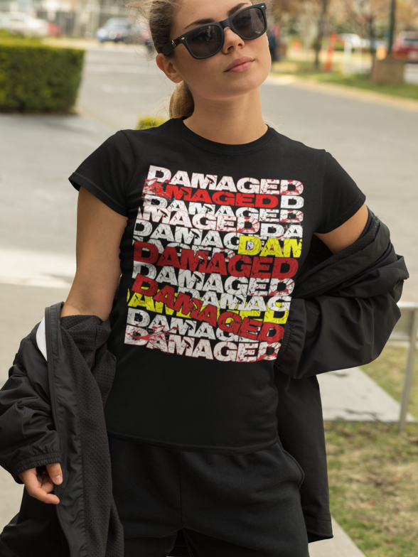 Damaged T-Shirt