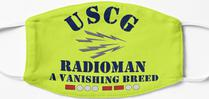 Design #82 - USCG Radioman A Vanishing Breed
